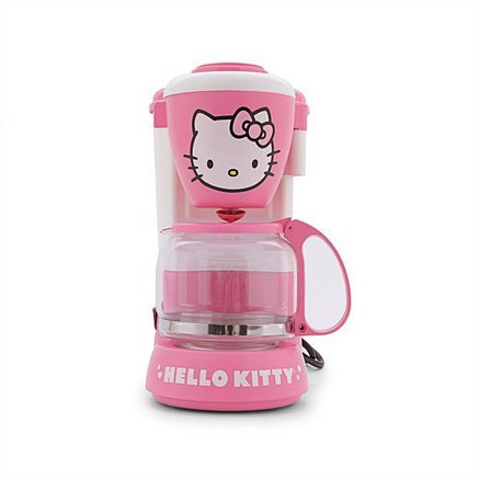 6 Hello Kitty Brand Slow Drip Coffee Maker