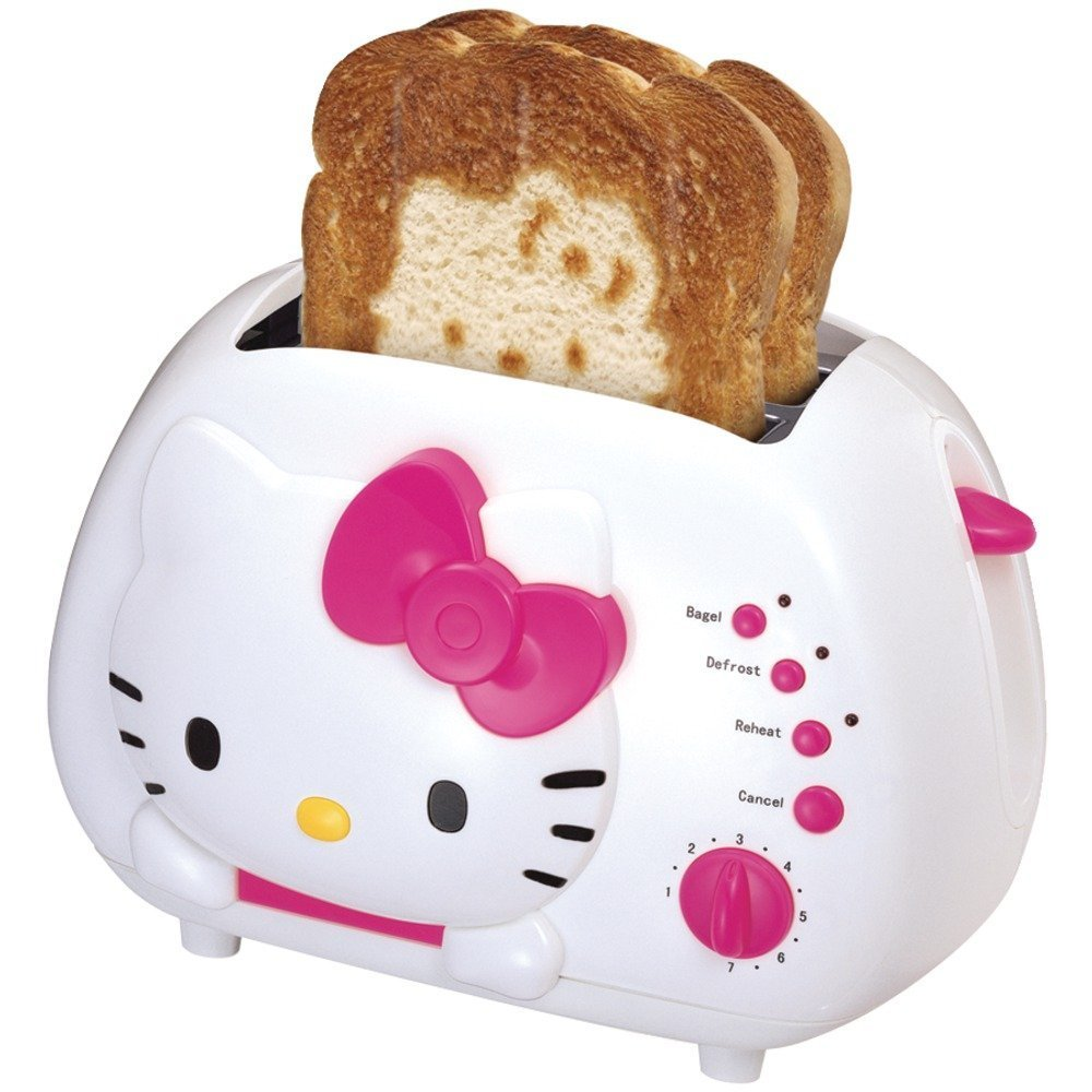 Hello Kitty Kitchen Appliances Are Taking Over (PHOTOS, VIDEO)