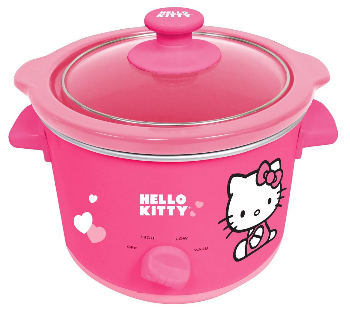 4 Hello Kitty Slow Cooker