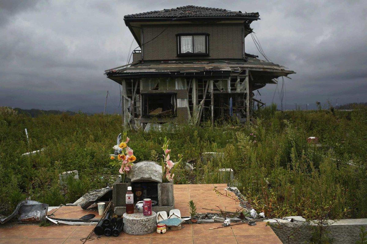 Te animas a visitar la ciudad de Fukushima? no creo... cap 2