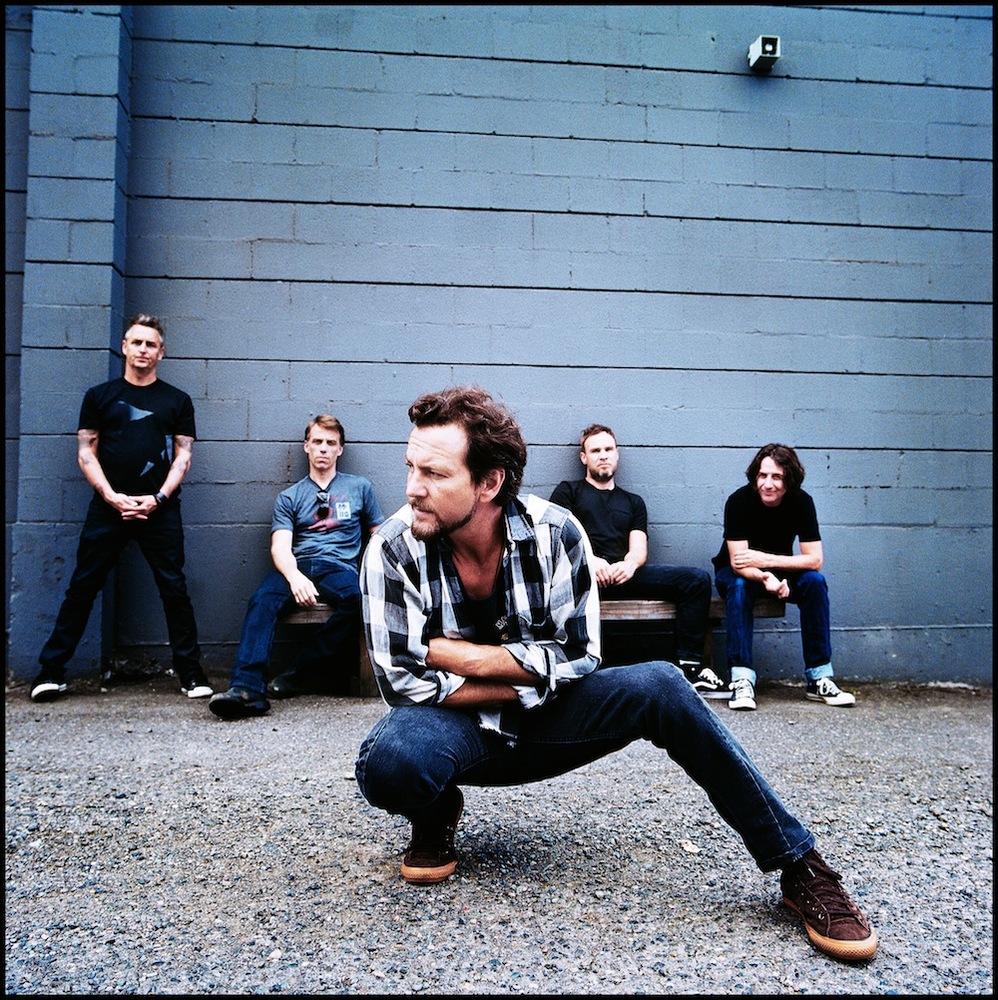 Interview With :    Eddie Vedder, Singer On 'Lightning Bolt,' Fatherhood & Pearl Jam's Future