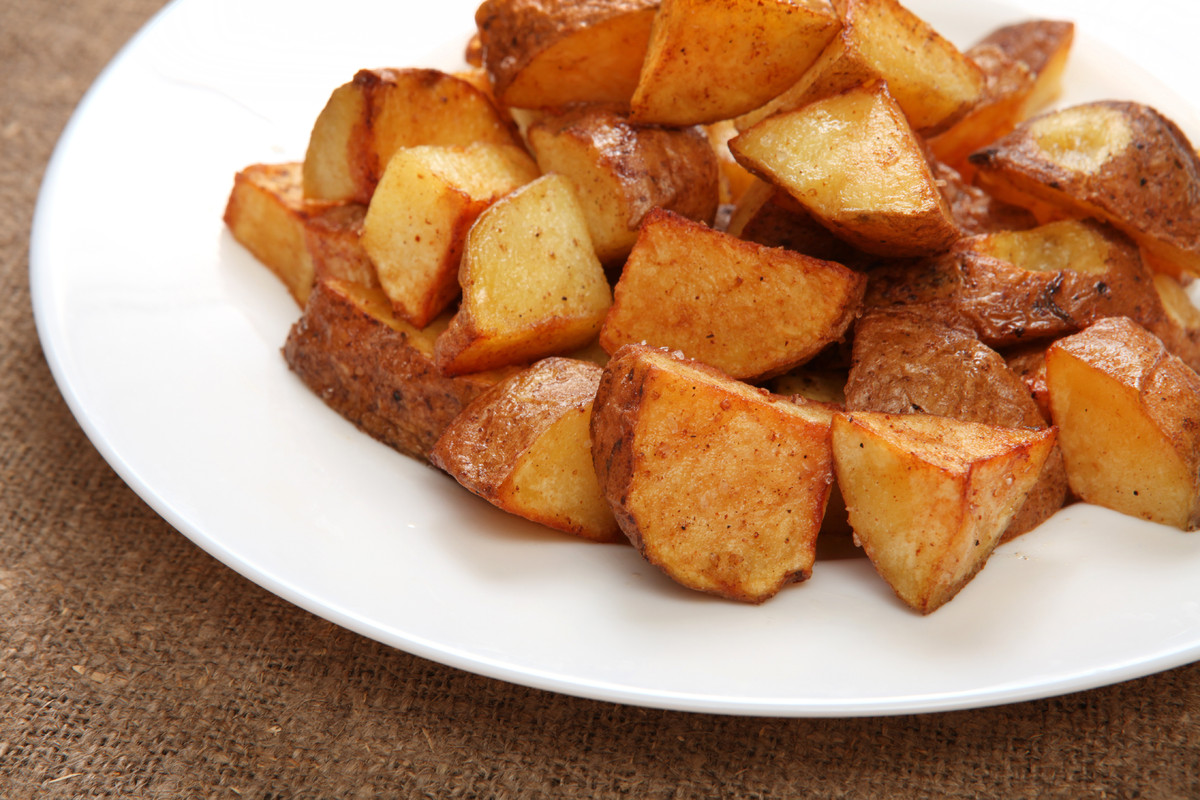 12 Home Fries
