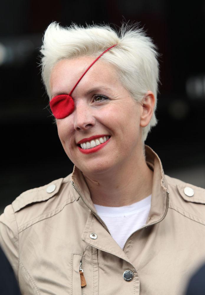 maria de villota dead female f1 driver who lost eye dies in seville hotel huffpost uk. Black Bedroom Furniture Sets. Home Design Ideas
