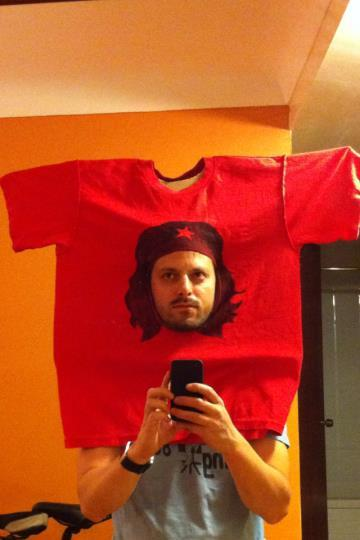3 che guevara t shirt - Halloween Costume Ideas For Guys 2017