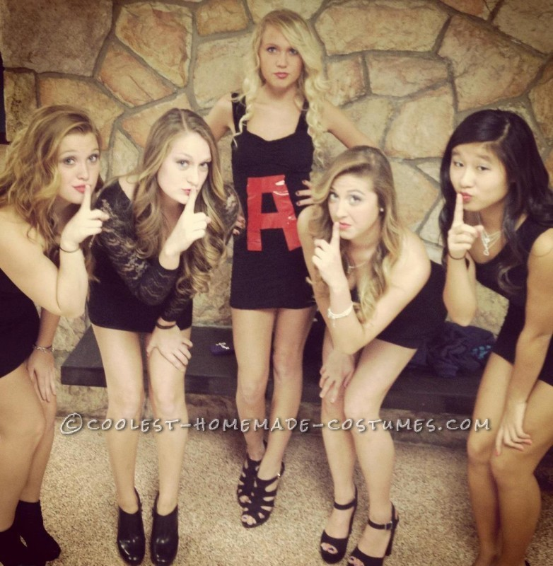 group costume ideas that are cheap easy and totally diy for halloween photos - Easy Homemade Halloween Costumes Teens