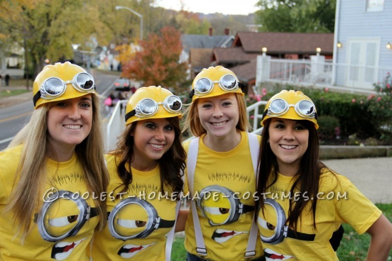 via Coolest Homemade Costumes Easy Costume Ideas For Adults
