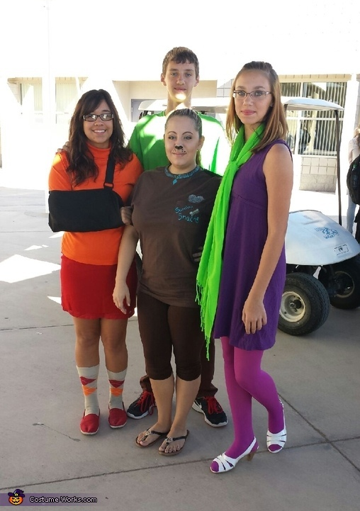 Group costume ideas that are cheap easy and totally diy for halloween