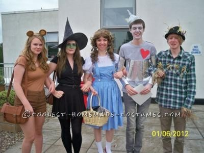 Group Costume Ideas That Are Cheap, Easy And Totally DIY For Halloween ...