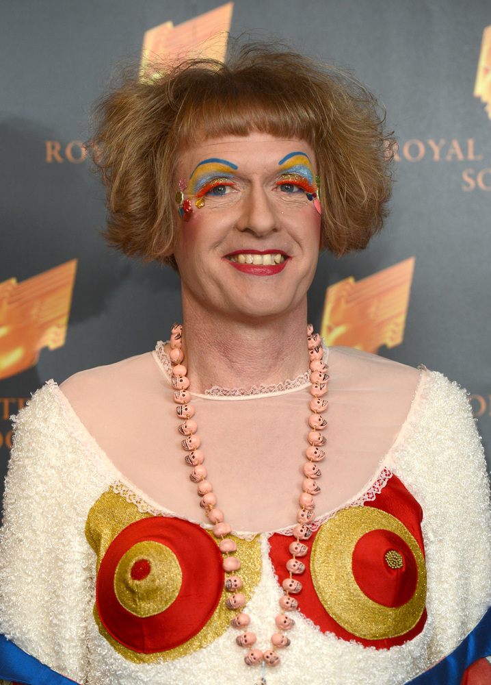 Twitter Grayson Perry And Artist Grayson Perry