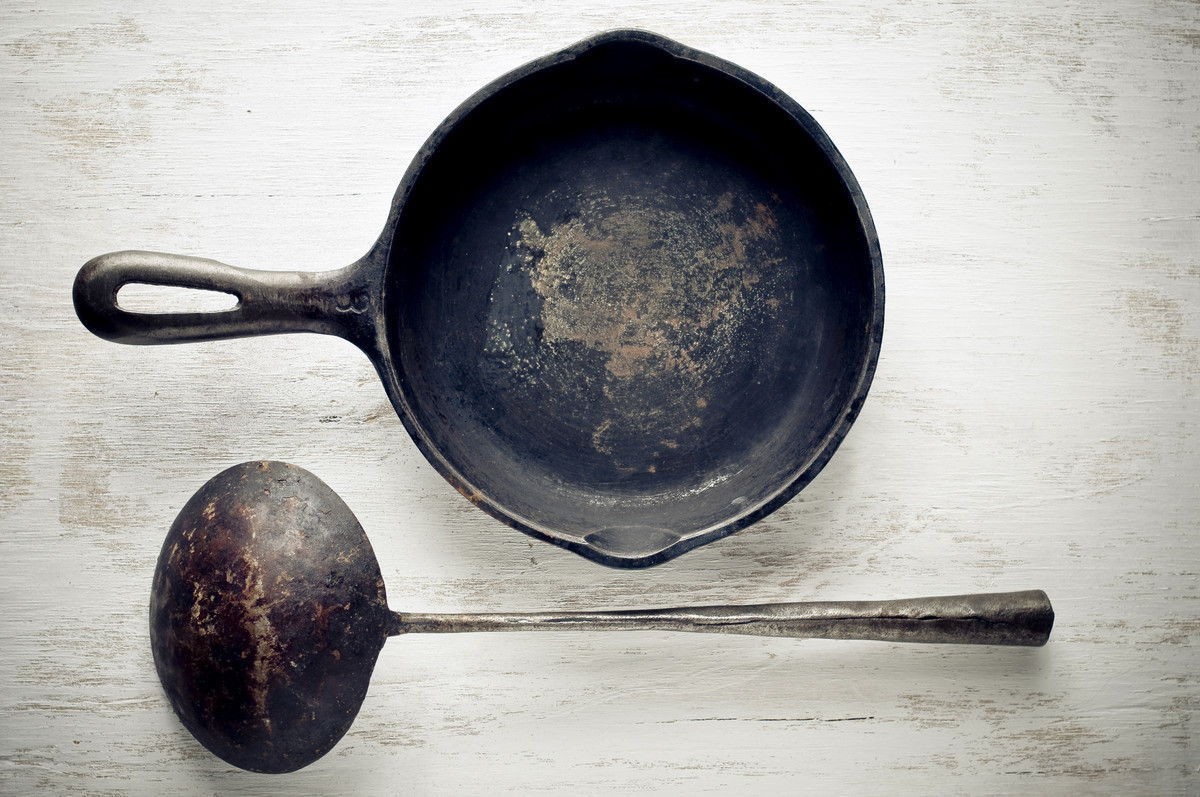 The 3 Deadly Sins Of Cast Iron Skillet Care (PHOTOS) | HuffPost
