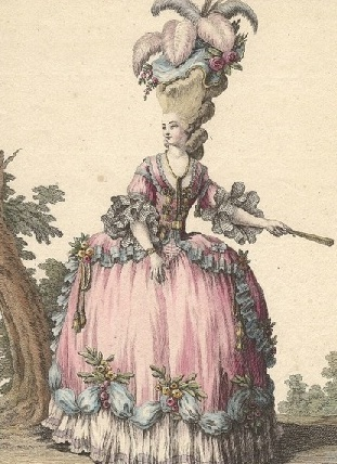 Swell Marie Antoinette39S Craziest Most Epic Hairstyles The Huffington Short Hairstyles Gunalazisus