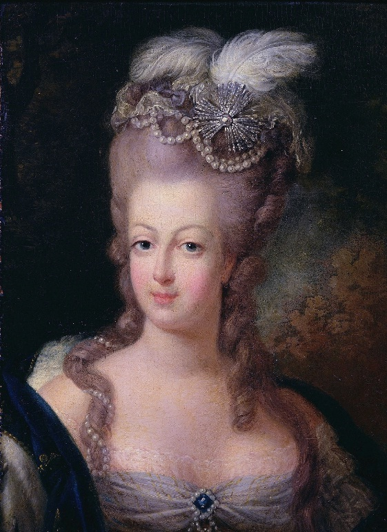 Awesome Marie Antoinette39S Craziest Most Epic Hairstyles The Huffington Short Hairstyles Gunalazisus