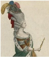 Prime Marie Antoinette39S Craziest Most Epic Hairstyles The Huffington Short Hairstyles Gunalazisus
