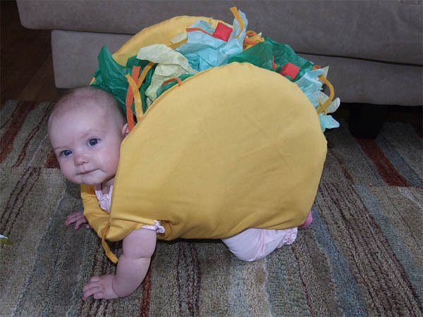 Let All Dress Like Tacos Halloween Huffpost