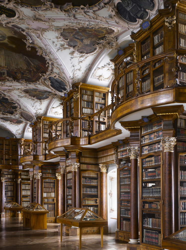 World 39 S Most Beautiful Libraries Revealed In New Book
