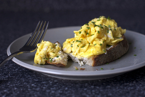 Tuscan Scrambled Eggs Recipes — Dishmaps