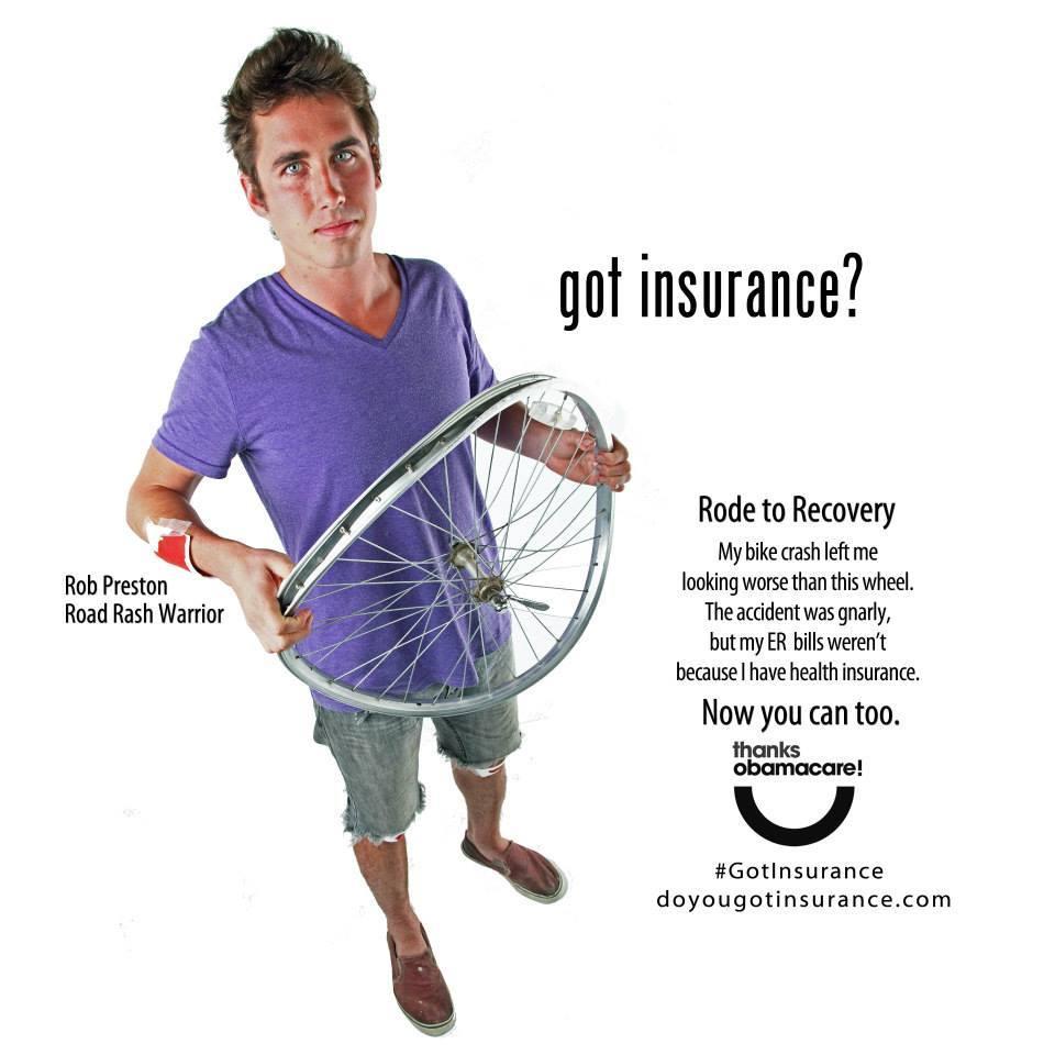 'Brosurance' Obamacare Ad Targets Young, Keg Stand-Loving ... |Funny Obamacare Ads