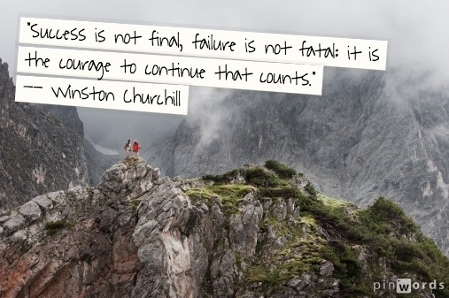 courage facing fear Courage is not something you are born with or without it's not some magical  force that some have and some don't courage is the result of.
