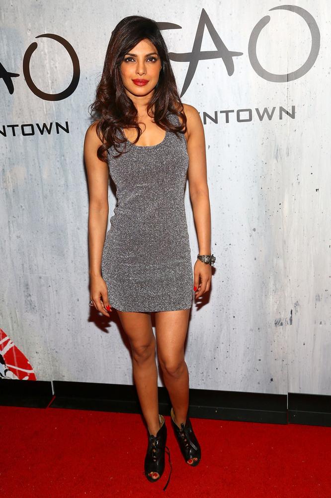 Priyanka Chopra, The New Guess Girl, 'Honored' To Be Brand ...