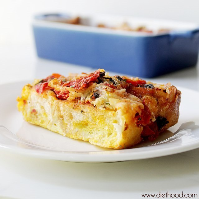 Nobody Puts Bread Pudding In A Corner: Savory Recipes You'll Love ...