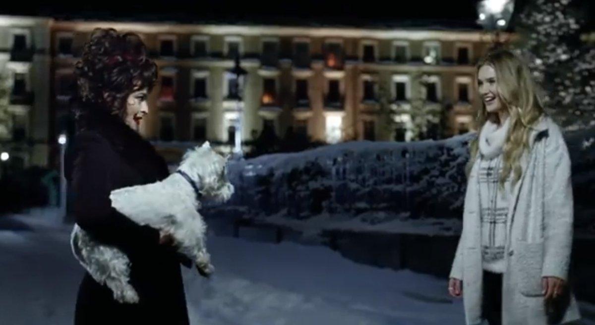 Στην χριστουγεννιάτικη διαφήμιση του Marks & Spencer όλα ξεκινούν από ένα σκύλο...
