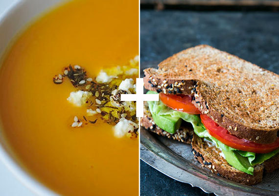 Get the Sweet Potato Soup with Feta and Zaatar Oil recipe from Food52 ...