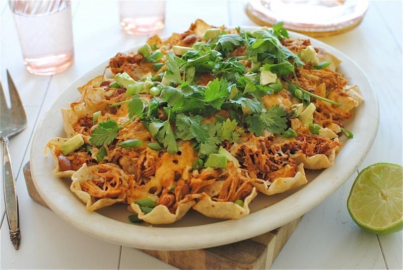 chicken nacho dip crock pot recipe