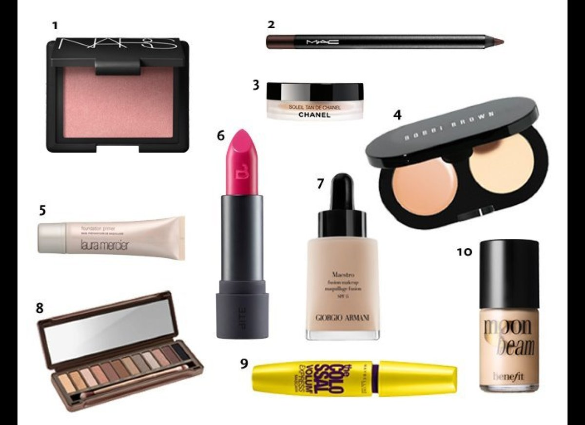 makeup items list with names makeup vidalondon
