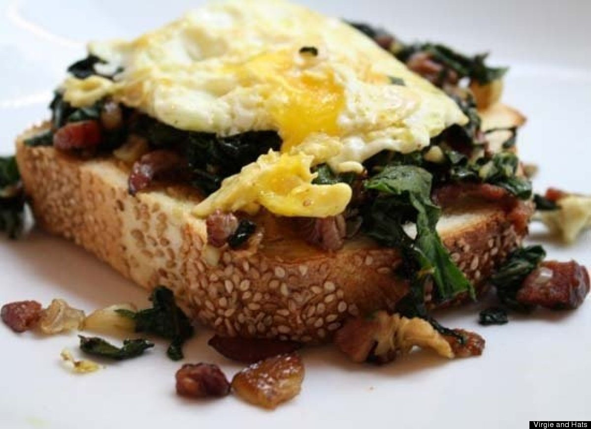 Open-Faced Sandwich Recipes For The Ages (PHOTOS) | The Huffington ...