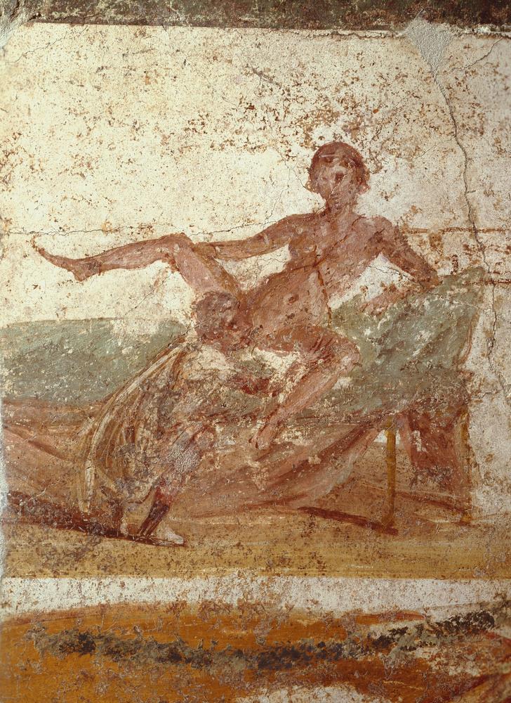 Эротические произведения древнего рима