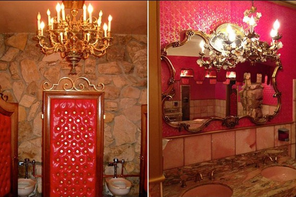 The Most Amazing Restaurant Bathrooms In America Huffpost
