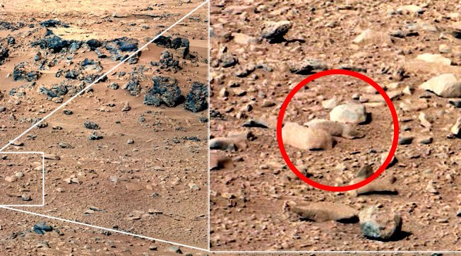 AutoChess: 7 Photos From Mars That Will Make You Believe ...
