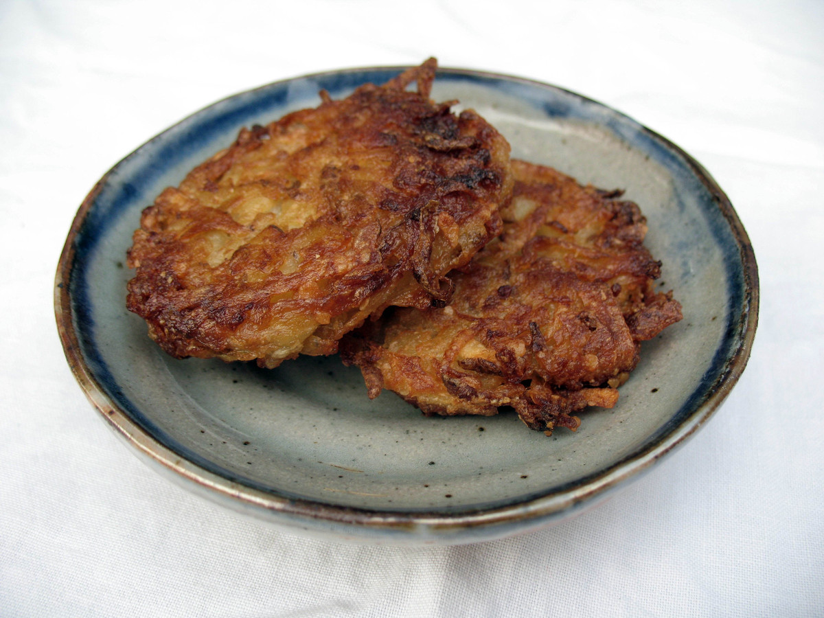 Parsnip Latkes With Horseradish And Dill Recipes — Dishmaps
