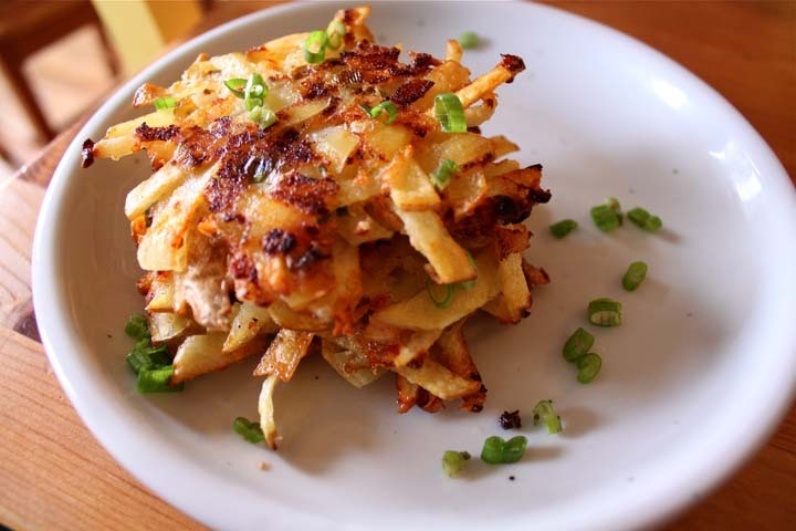 Variegated Spiced Latkes Recipes — Dishmaps