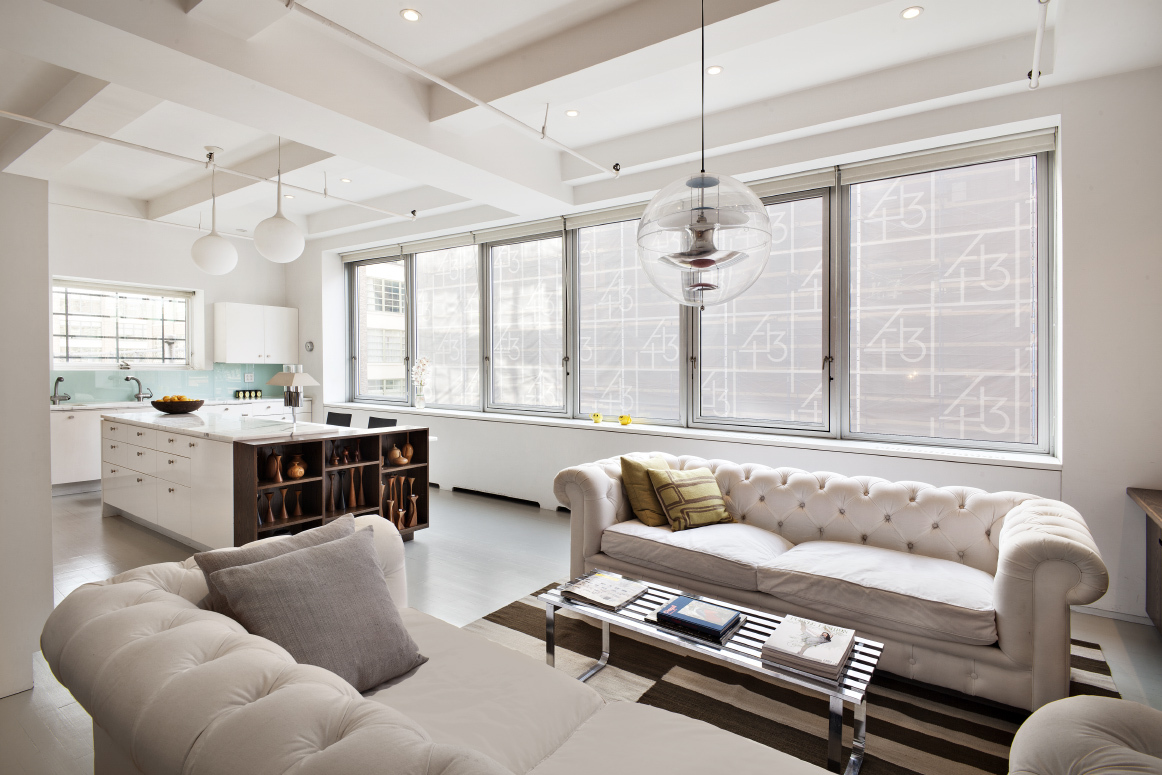 Lena Dunhams Parents Sell New York Loft Featured In Tiny
