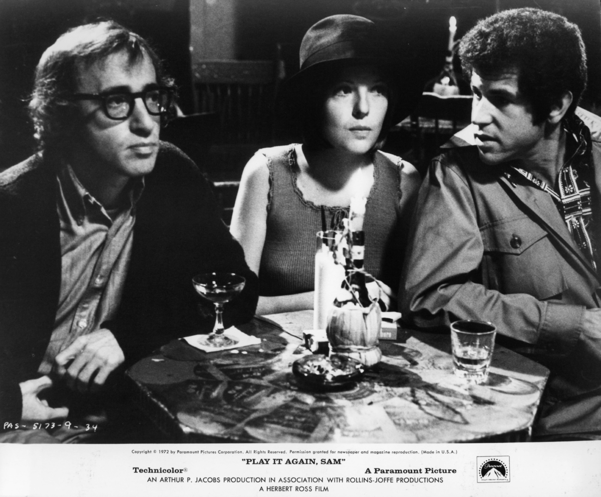 What Makes Woody Allen...
