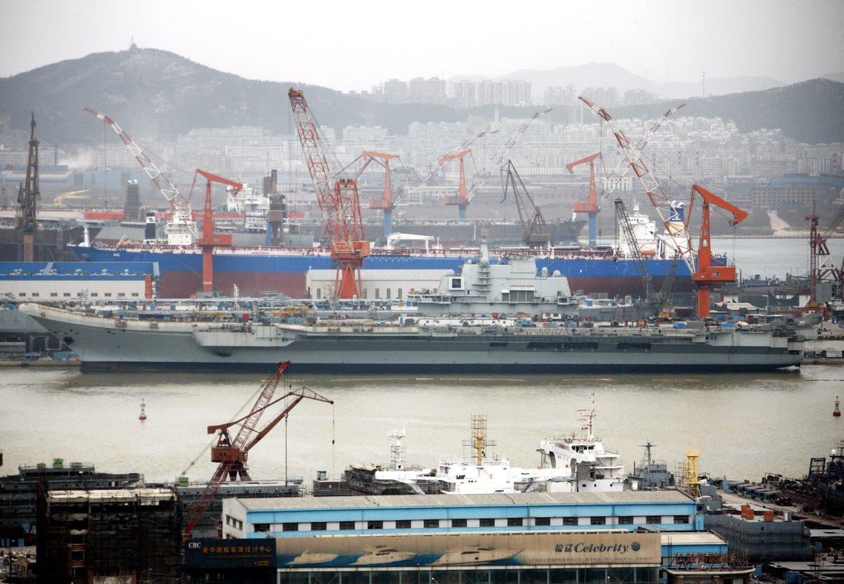 中国海軍の実力はどの程度? ア...