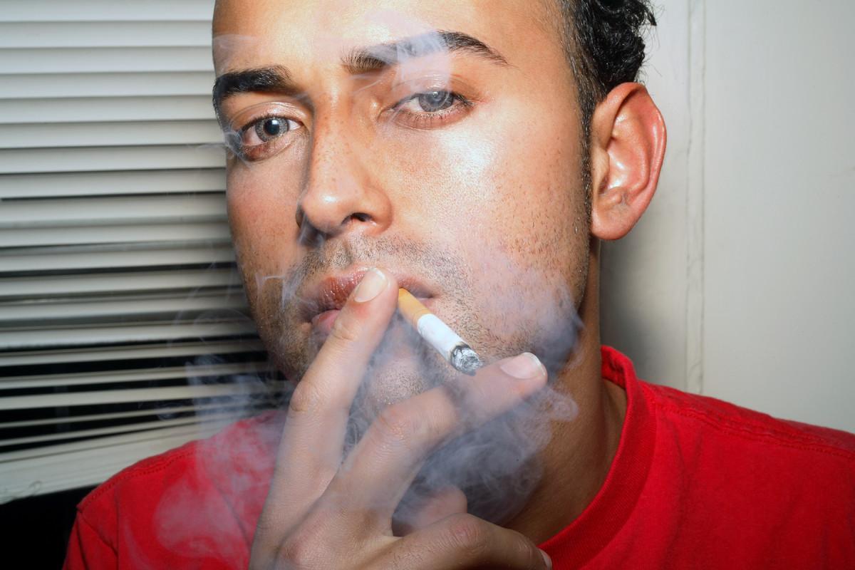 тиндер курильщика