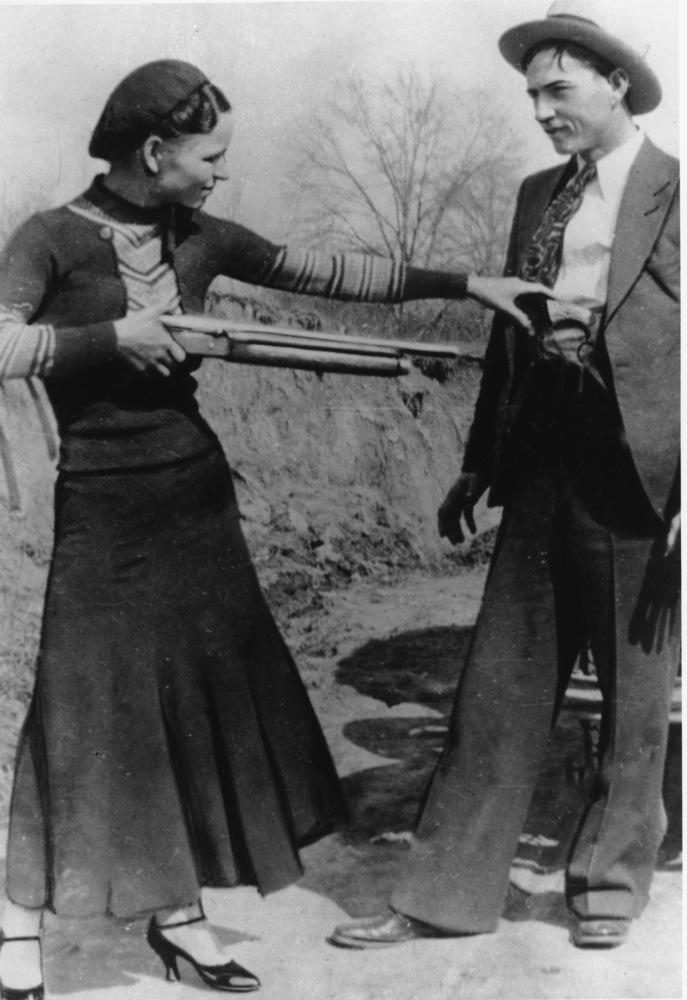 Bonnie And Clyde's Death Told In 13 Gruesome Pictures ...