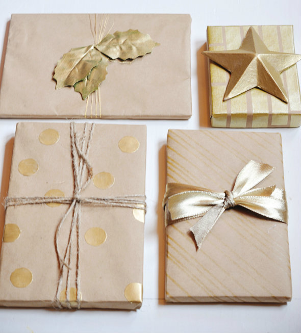 10 Creative Gift Wrap Ideas That Look More Complicated
