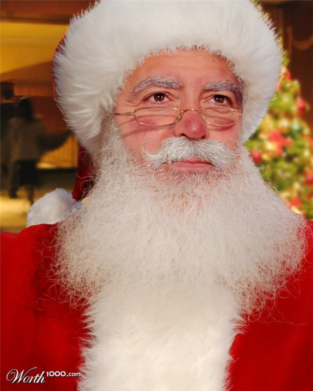 Celebrities Santa Claus Pictures - Freaking News