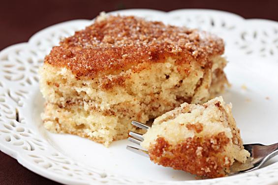 Moist Apple Cake Recipe Sour Cream