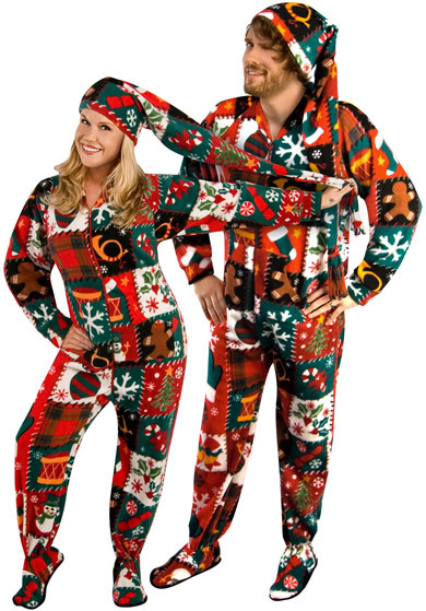 Pajamas You Should Never, Ever Wear On Christmas Morning ...