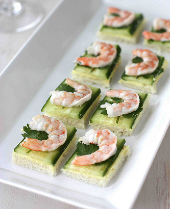 27 gorgeous celebratory canap recipes huffpost for How to make canape