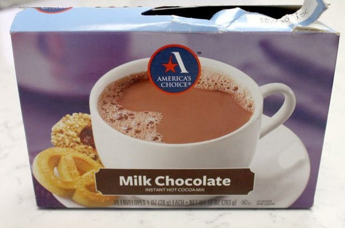 America's Best Hot Chocolate Mix   HuffPost