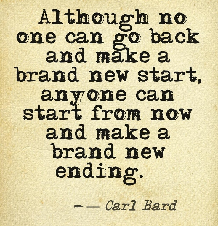 New Start Quotes: New Year's Resolutions: Inspiring Quotes To Start 2014