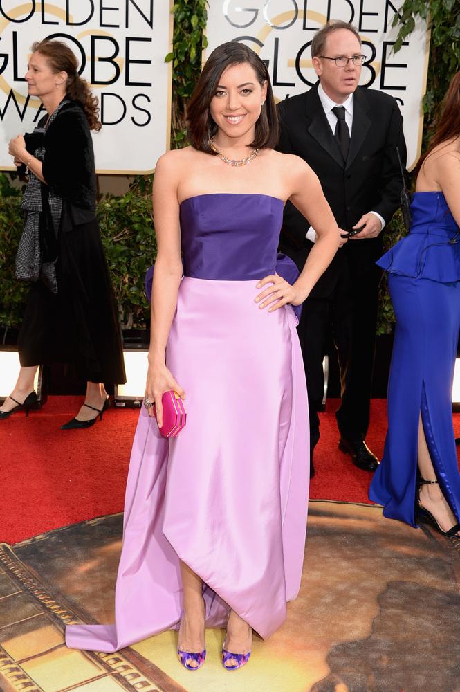 Golden Globes 2014: Dress Favorites