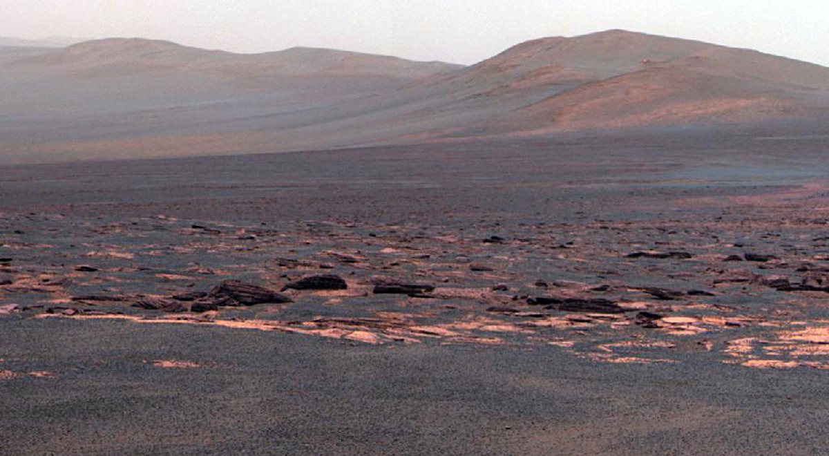 Rover Com Careers >> NASA Curiosity Rover Captures Sunset On Mars | HuffPost