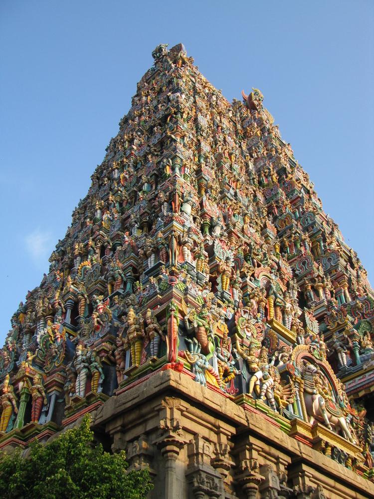 Madurai Meenakshi Temple Live Video Madurai Meenakshi Amman Temple