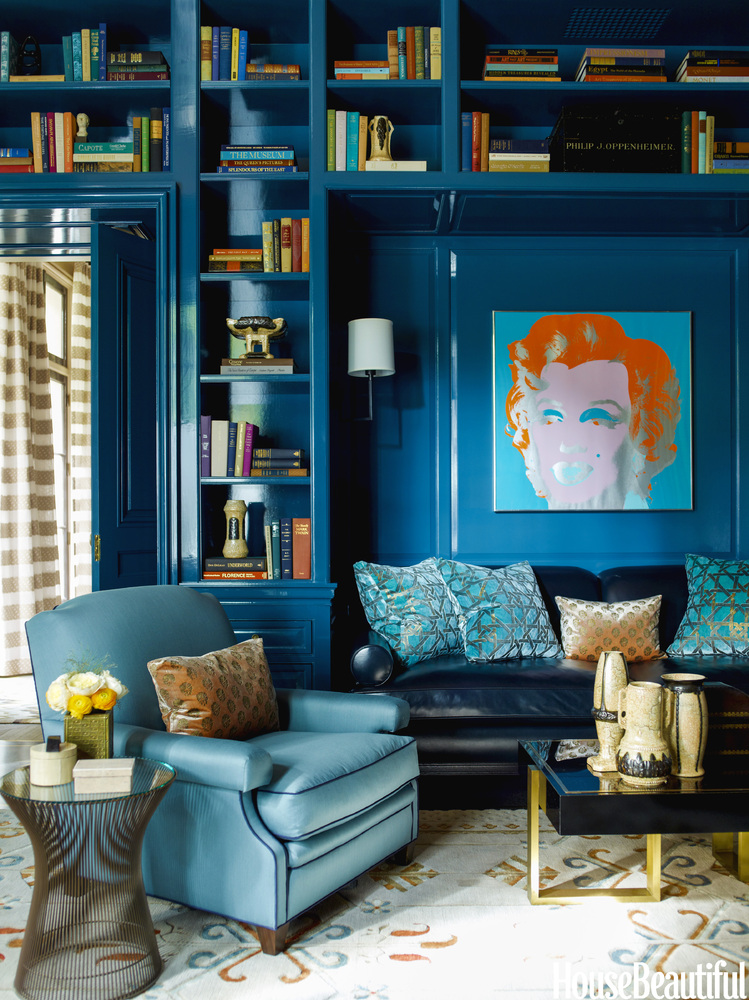 This Incredible Townhouse From House Beautiful Is What